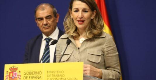 Ministerio de trabajo España reformas