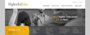 Higheredjobs - Ofertas de empleo en Estados Unidosv