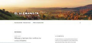 Alemanista - Aprende alemán gratis