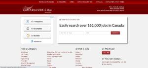 Canadajobs - Trabaja en Canadá