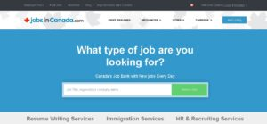 Jobsincanada - Cómo trabajar en Canadá