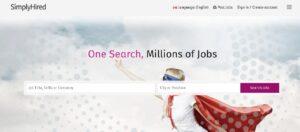 Simplyhired - Ofertas de empleo en Canadá