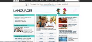BBC Languages - Plataforma para aprender alemán gratis