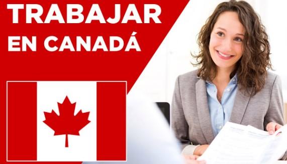 Trabajos en Canadá