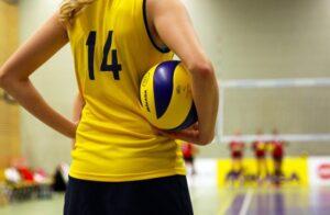 El voleibol es uno de los deportes más practicados