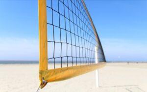Medidas de la malla del voleibol