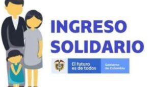 En el programa de ingreso solidario se implementarán algunos camnbios