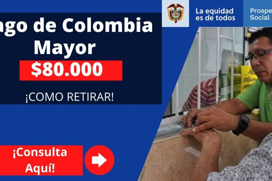 Pago Colombia Mayor